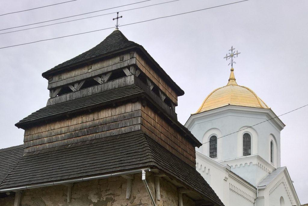 Церква Рiздва Пресвятої Богородиці в смт.Щирець