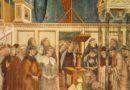 Святий Франциск та історія появи сцени Різдва Христового. Шопка та вертеп з'явились у 1223 році в Італії